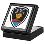 Las Cruces SRT Keepsake Box