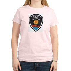 Las Cruces SRT Women's Pink T-Shirt