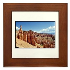 Bryce National Park Framed Tile