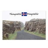 Edge of Thingvellir Postcards (Package of 8)