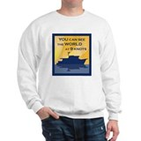 World traveler trawler sweatshirt