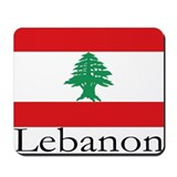 Lebanon Mousepad