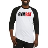 GYM RAT Baseball Jersey