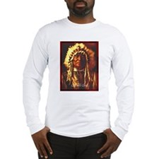 Edward Curtis Photo T-Shirts Long Sleeve T-Shirt
