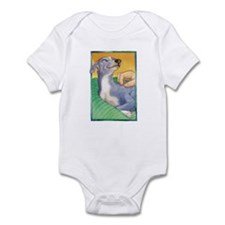 At the End of My Rope Infant Bodysuit