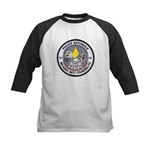 National Police France Kids Baseball Jersey