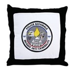 National Police France Throw Pillow