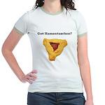 Got Hamentaschen? Jr. Ringer T-Shirt