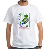 Japanese, English JC Word of Life Shirt