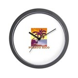 Cute San juan Wall Clock