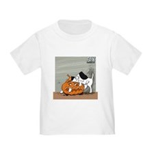 HALLOWEEN FOX addict T-Shirt