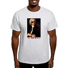I'll Be Bach Ash Grey T-Shirt