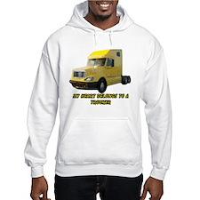 Yellow Truck Hoodie