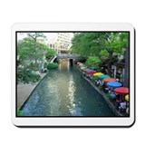 San Antonio Riverwalk Mousepad