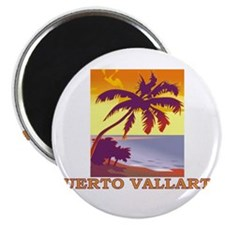 "Cute Puerto vallarta 2.25"" Magnet (100 pack)"