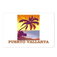 Cute Puerto vallarta Postcards (Package of 8)
