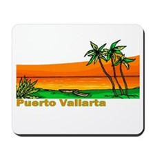 Unique Puerto vallarta Mousepad