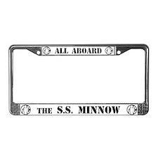Gilligan's Island Theme Plate Frames