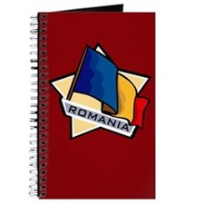 """Romania Star Flag"" Journal"