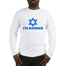 KOSHER Long Sleeve T-Shirt