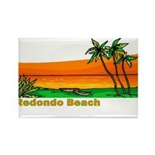 Funny Redondo Rectangle Magnet (10 pack)