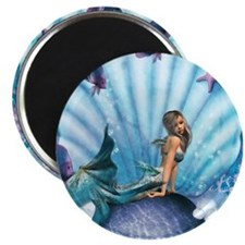 Best Seller Merrow Mermaid Magnets
