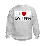 I Heart COLLEEN (Vintage) Sweatshirt