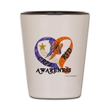 CRPS/RSD Awareness Shot Glass