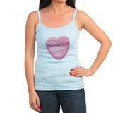 gorgeous Candy Heart Ladies Top