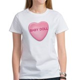 baby doll Candy Heart Tee