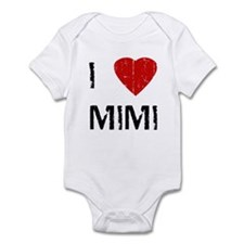 I Heart MIMI (Vintage) Infant Bodysuit