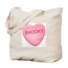 Snooky Candy Heart Tote Bag