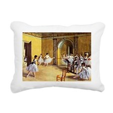 Unique Dance Rectangular Canvas Pillow