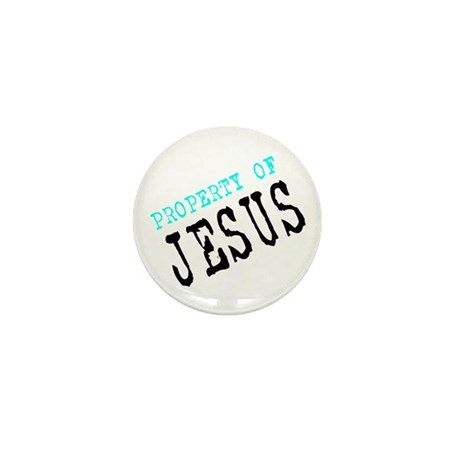 Property of Jesus Mini Button (10 pack)
