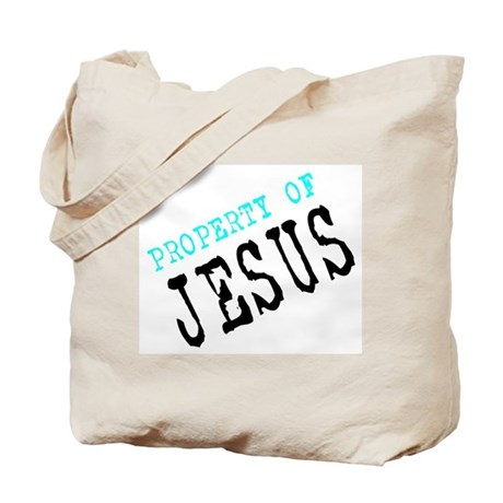 Property of Jesus Tote Bag