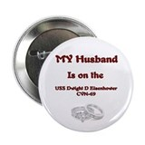 USS Dwight D Eisenhower my h Button