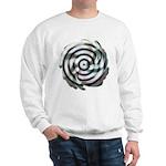 Dizzy Flower Sweatshirt
