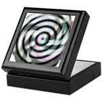 Dizzy Flower Keepsake Box