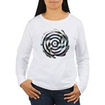 Dizzy Flower Women's Long Sleeve T-Shirt