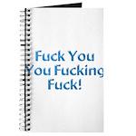 Fuck You Journal