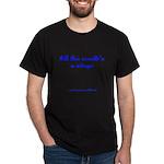 World's a Stage Dark T-Shirt