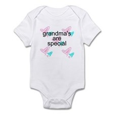 grandma's are special  Infant Bodysuit