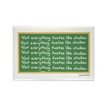 Not Like Chicken Rectangle Magnet (10 pack)