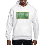 Not Like Chicken Hooded Sweatshirt