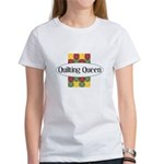 Quilting Queen Women's T-Shirt