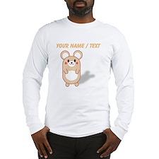 Custom Mouse Critter Long Sleeve T-Shirt