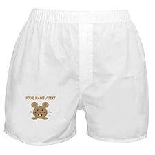 Custom Cartoon Mouse Boxer Shorts