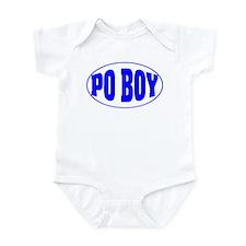 Po Boy Infant Bodysuit