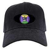 King of Mardi Gras Baseball Hat