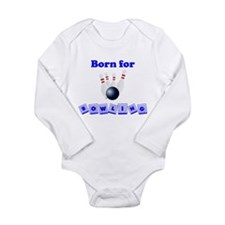 Born For Bowling Body Suit